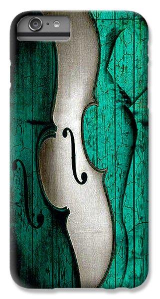 Violin iPhone 8 Plus Case - Sinful Violin by Greg Sharpe