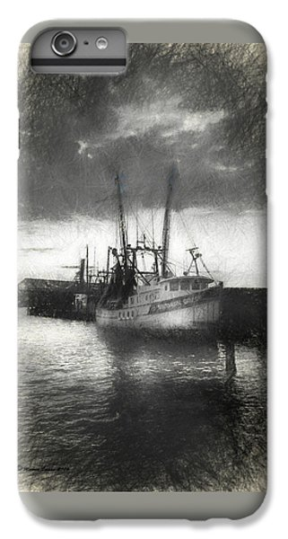 Shrimp Boats iPhone 8 Plus Case - Southern Grace by Marvin Spates
