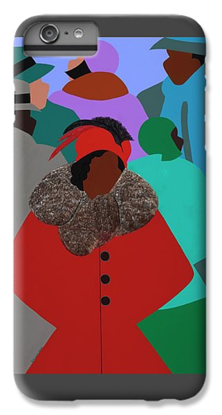 iPhone 8 Plus Case - Spirit Of Zora by Synthia SAINT JAMES