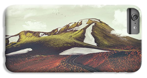 Landscapes iPhone 8 Plus Case - Spring Thaw by Katherine Smit
