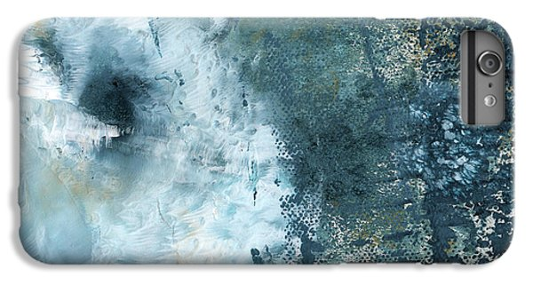 For iPhone 8 Plus Case - Summer Storm- Abstract Art By Linda Woods by Linda Woods