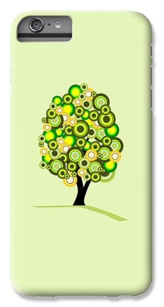 Garden iPhone 8 Plus Case - Summer Tree by Anastasiya Malakhova