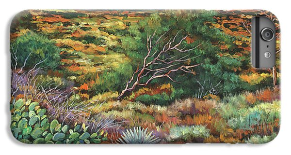 Shrub iPhone 8 Plus Case - Surrounded By Sedona by Johnathan Harris