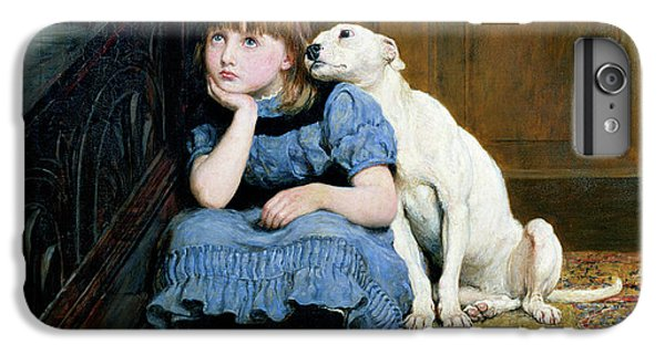 Dog iPhone 8 Plus Case - Sympathy by Briton Riviere