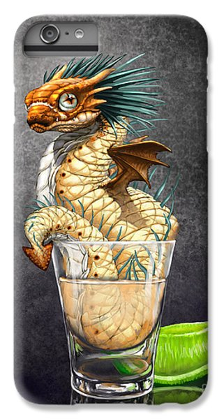 Dragon iPhone 8 Plus Case - Tequila Wyrm by Stanley Morrison