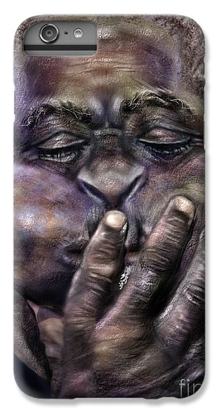 Trumpet iPhone 8 Plus Case - The Amazing Gillespie  by Reggie Duffie