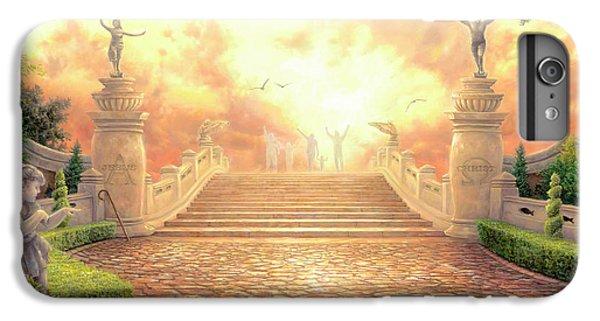 Cross iPhone 8 Plus Case - The Bridge Of Triumph by Chuck Pinson