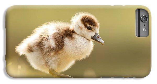 Gosling iPhone 8 Plus Case - The Cute Factor - Egyptean Gosling by Roeselien Raimond