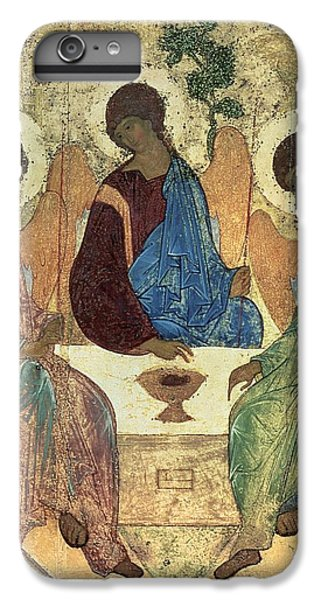 For iPhone 8 Plus Case - The Holy Trinity by Andrei Rublev