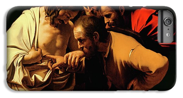 Lord iPhone 8 Plus Case - The Incredulity Of Saint Thomas by Caravaggio