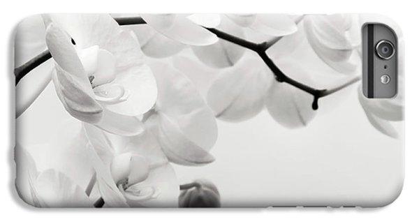 Orchid iPhone 8 Plus Case - The Last Orchid by Wim Lanclus