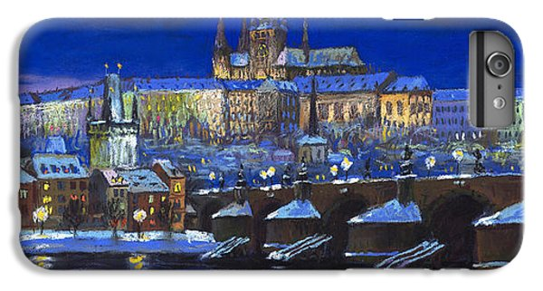 Castle iPhone 8 Plus Case - The Prague Panorama by Yuriy Shevchuk