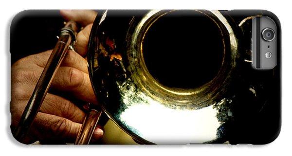 Trombone iPhone 8 Plus Case - The Trombone   by Steven Digman