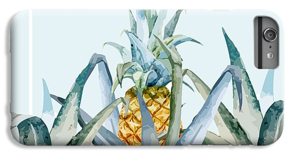 Contemporary iPhone 8 Plus Case - Tropical Feeling  by Mark Ashkenazi