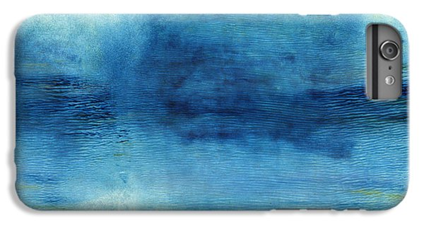 For iPhone 8 Plus Case - Wash Away- Abstract Art By Linda Woods by Linda Woods