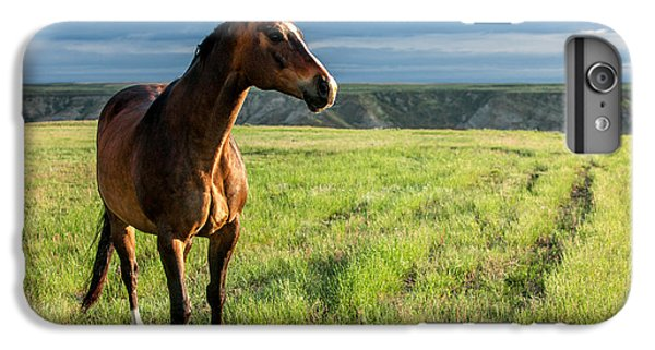 Horse iPhone 8 Plus Case - Western Stallion by Todd Klassy