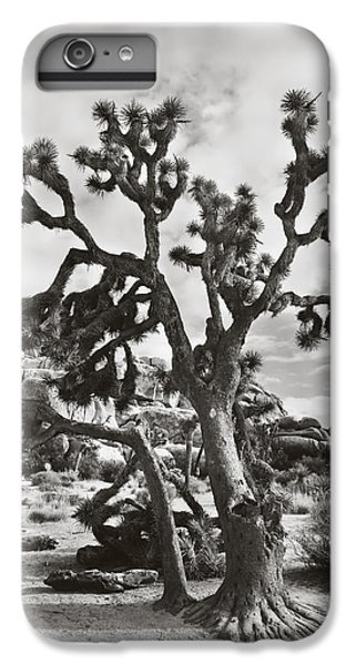 Desert iPhone 8 Plus Case - What I Wouldn't Give Bw by Laurie Search