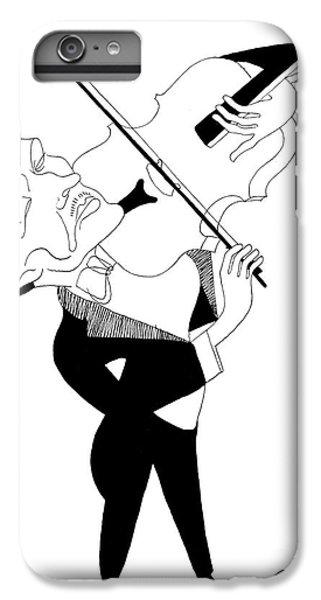 Violin iPhone 8 Plus Case - William Primrose by Granger