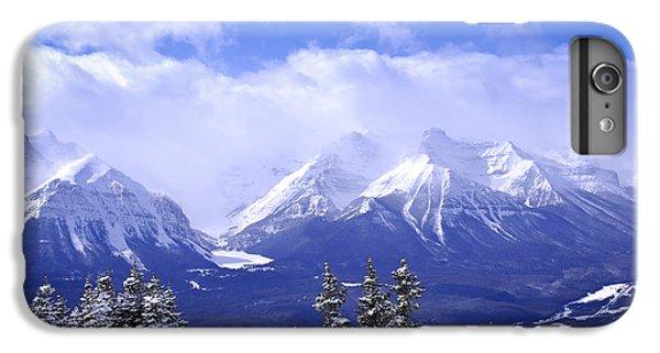 Mountain iPhone 8 Plus Case - Winter Mountains by Elena Elisseeva