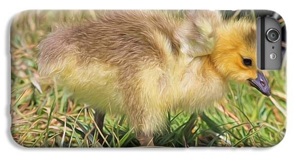 Gosling iPhone 8 Plus Case - Yes I Do Have Wings by Donna Kennedy
