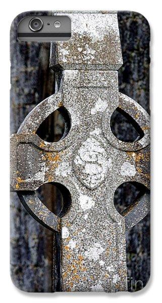 Celtic Cross iPhone 8 Plus Case - Celtic Cross by Olivier Le Queinec