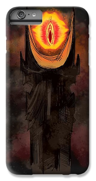 Lord iPhone 8 Plus Case - Mount Womb by Ludwig Van Bacon