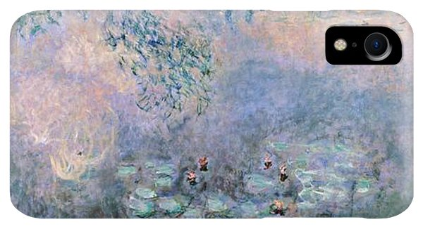 20th iPhone XR Case - Water Lilies by Claude Monet
