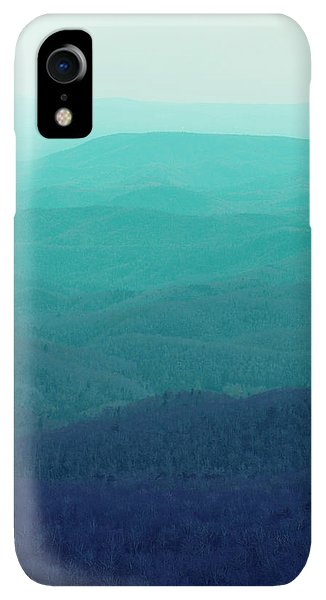 Scenic iPhone XR Case - Appalachian Mountains by Kim Fearheiley