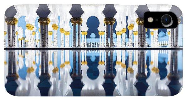 Print iPhone XR Case - Arabian Nights by Matteo Colombo