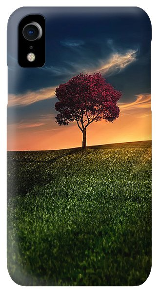 iPhone XR Case - Awesome Solitude by Bess Hamiti