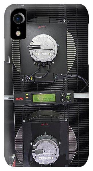 best service db77f 58ca4 Cooling Fan iPhone XR Cases | Fine Art America