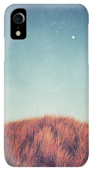 Scenic iPhone XR Case - Distant Moon by Lupen  Grainne
