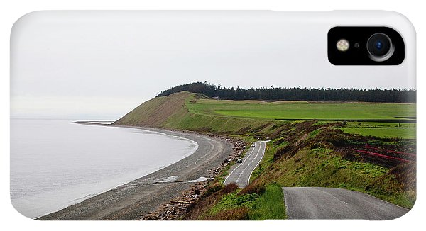 Whidbey iPhone XR Case - Ebeys Landing On Whidbey Island by Michael Hanson