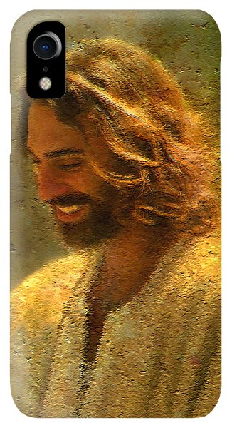 iPhone XR Case - Joy Of The Lord by Greg Olsen