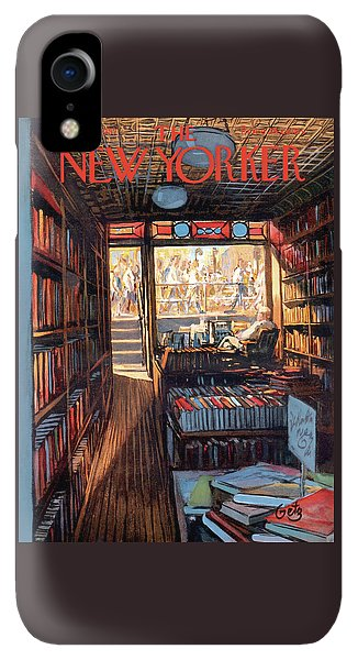 20th iPhone XR Case - New Yorker July 20th, 1957 by Arthur Getz