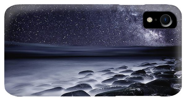 Scenic iPhone XR Case - Night Shadows by Jorge Maia