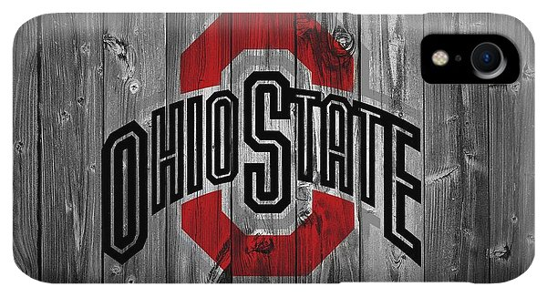 Scarlet iPhone XR Case - Ohio State University by Dan Sproul