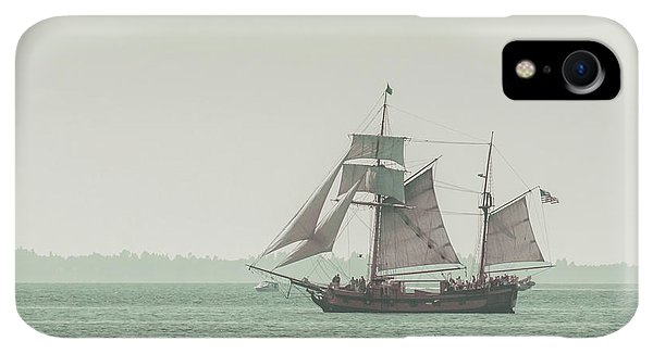 Boats iPhone XR Case - Sail Ship 2 by Lucid Mood