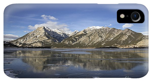 Rocky Mountain iPhone XR Case - Serenity's Shrine by Evelina Kremsdorf