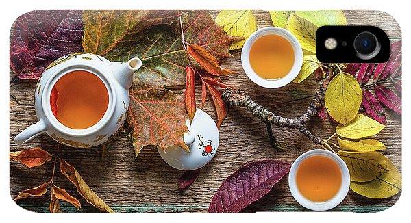 Kettles iPhone XR Case - Tea Of September by Stanislav Aristov