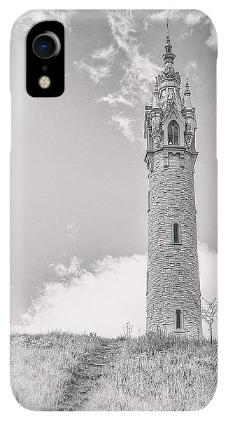 Fairy iPhone XR Case - The Castle Tower by Scott Norris