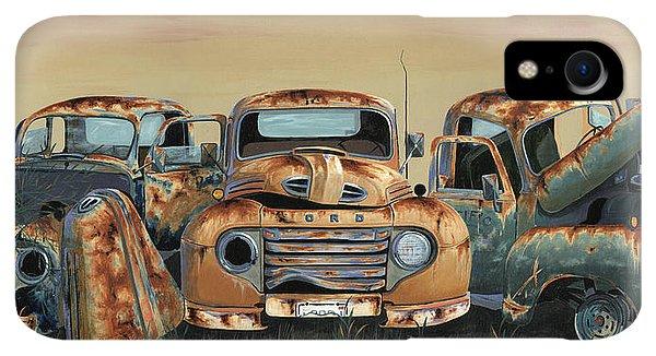 iPhone XR Case - Three Amigos by John Wyckoff