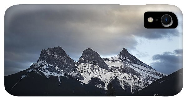 Rocky Mountain iPhone XR Case - Three Sisters by Evelina Kremsdorf