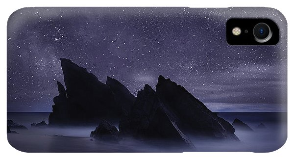 Scenic iPhone XR Case - Whispers Of Eternity by Jorge Maia