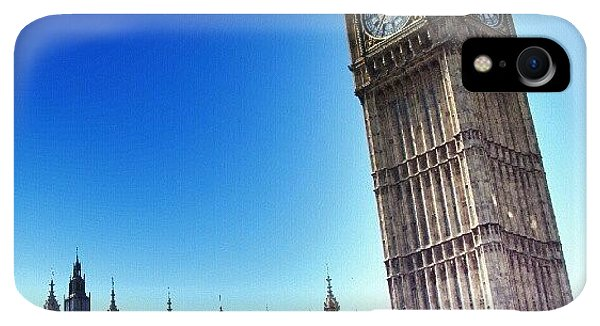 iPhone XR Case - #bigben #uk #england #london2012 by Abdelrahman Alawwad