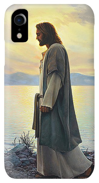 iPhone XR Case - Walk With Me  by Greg Olsen
