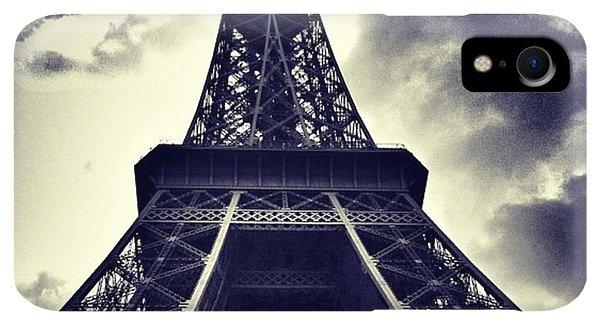 iPhone XR Case - #paris by Ritchie Garrod