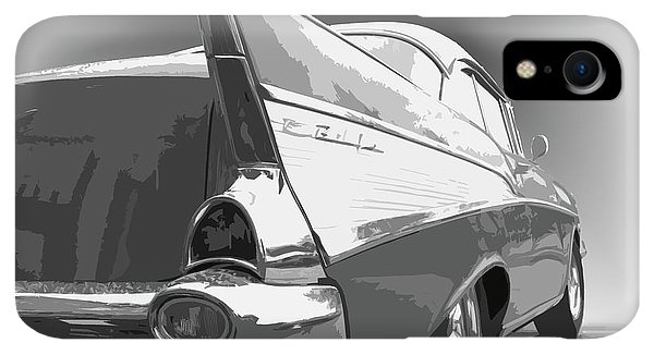 Dick Goodman iPhone XR Case - 57 Chevy by Dick Goodman