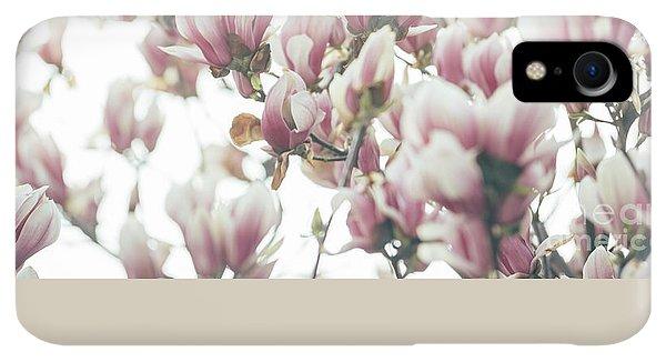 iPhone XR Case - Magnolia by Jelena Jovanovic