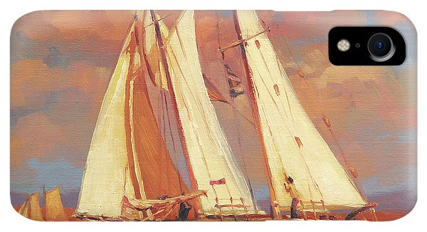 Whidbey iPhone XR Case - Al Fresco by Steve Henderson